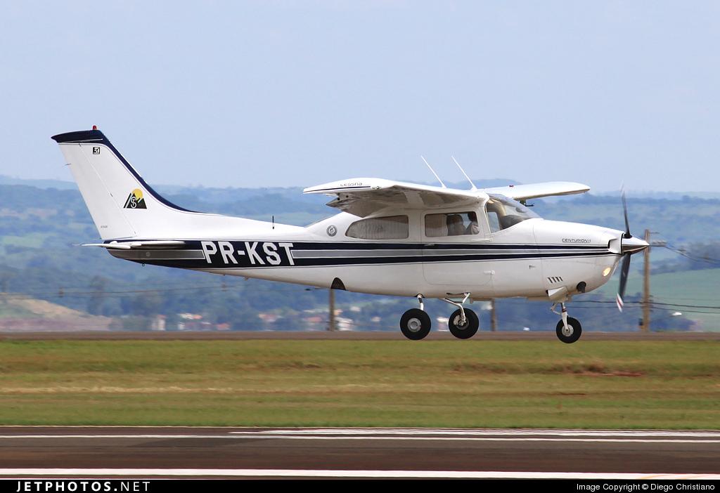 PR-KST - Cessna T210L Turbo Centurion  - Private