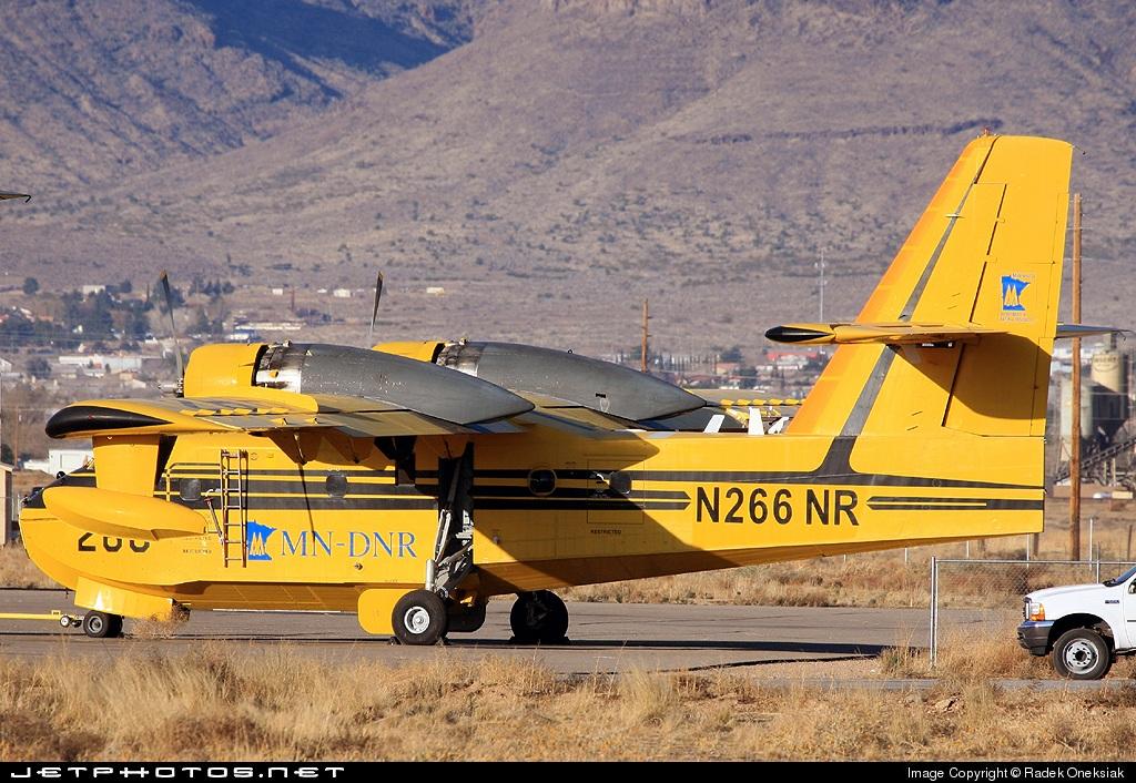 N266NR - Canadair CL-215 - AeroFlite