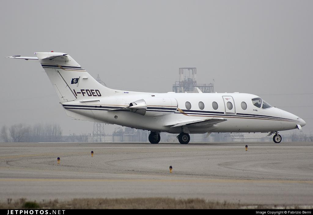 I-FDED - Beechcraft 400A Beechjet - Private