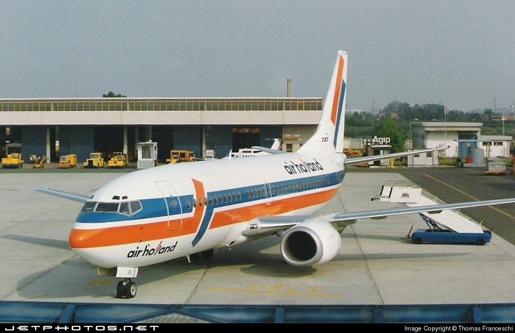 PH-OZA - Boeing 737-3L9 - Air Holland