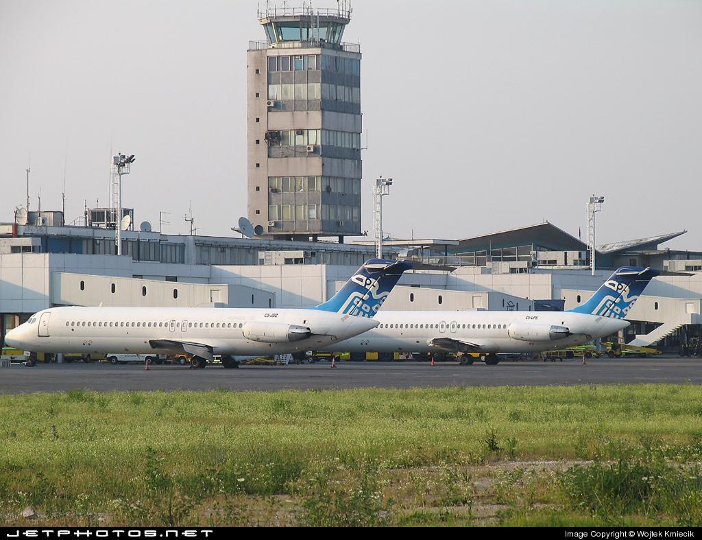 C5-LPS - McDonnell Douglas DC-9-31 - Azmar Airlines