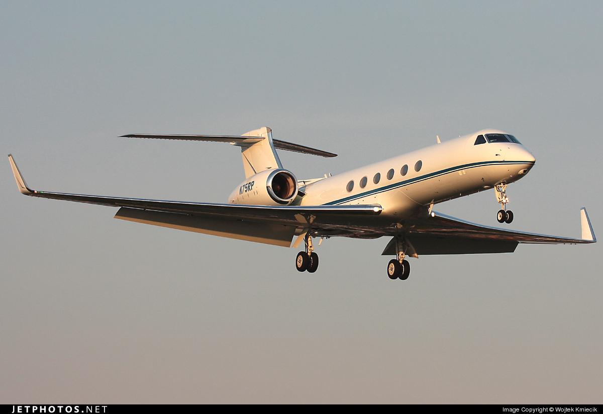 N75RP - Gulfstream G-V - Private