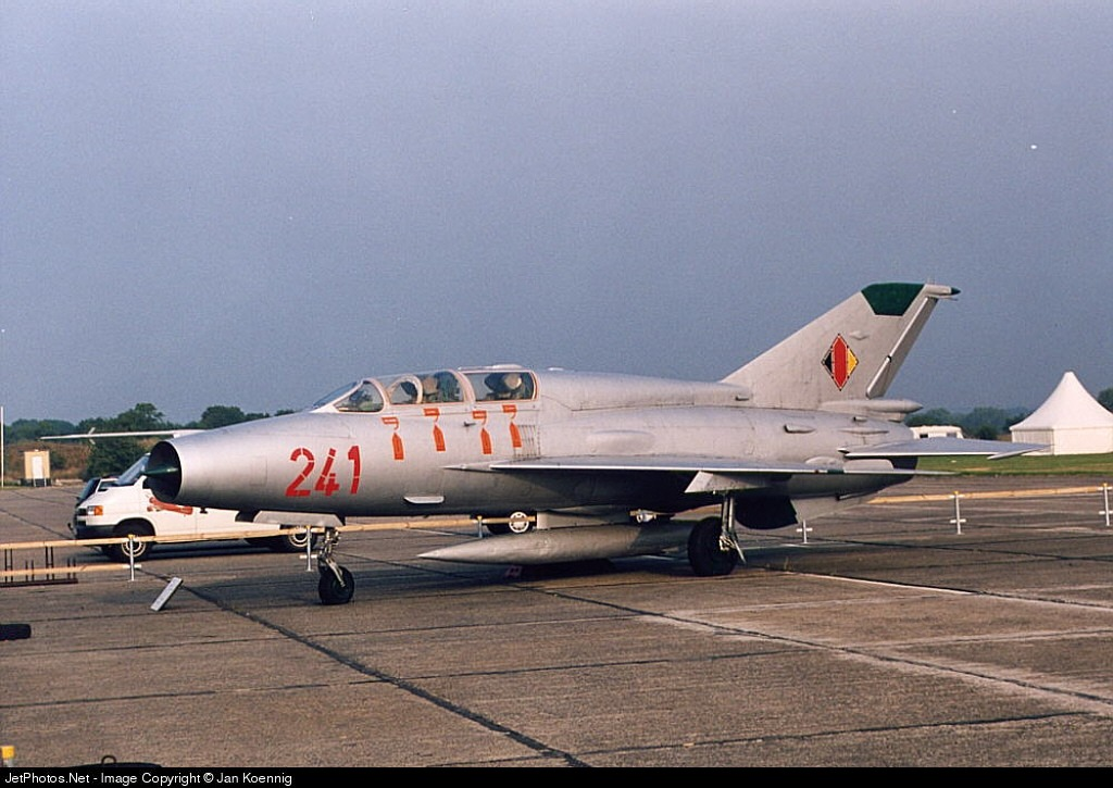241 - Mikoyan-Gurevich MiG-21 Fishbed - Private