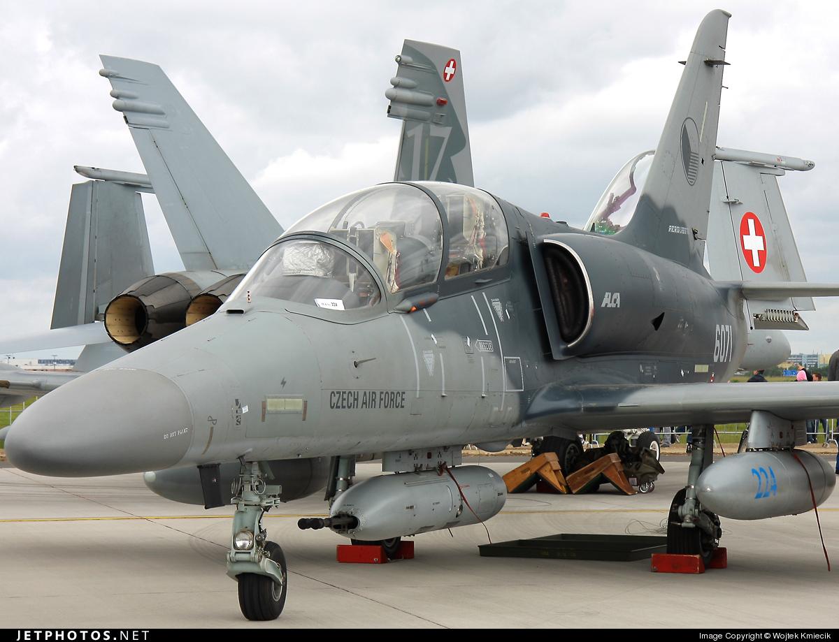 6071 - Aero L-159T Alca - Czech Republic - Air Force