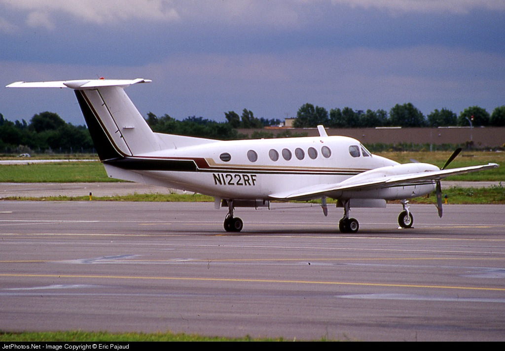 N122RF - Beechcraft 200 Super King Air - Que'Pass Aviation