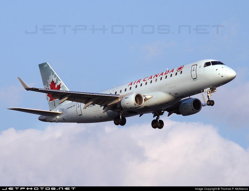 C-FEJD - Embraer 170-200SU - Air Canada