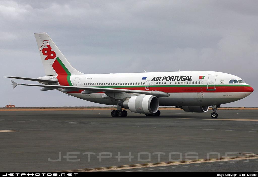 CS-TEW - Airbus A310-304 - TAP Air Portugal