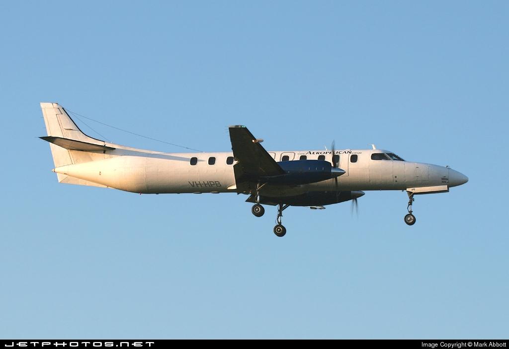 VH-HPB - Fairchild SA227-DC Metro 23 - Aeropelican Air Services