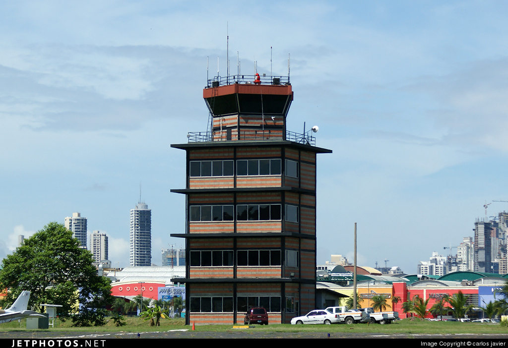 MPMG - Airport - Control Tower