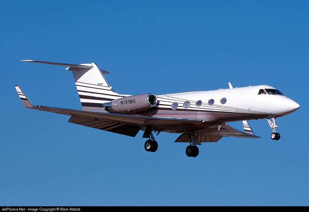 N141MH - Gulfstream G-III - Private