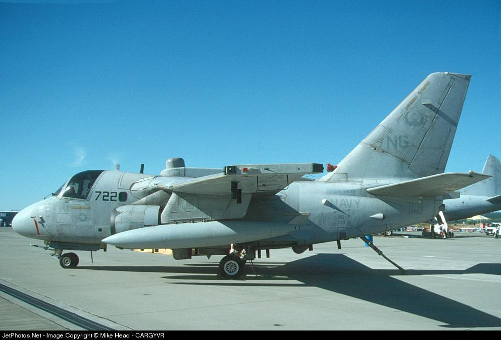 158862 - Lockheed ES-3A Shadow - United States - US Navy (USN)