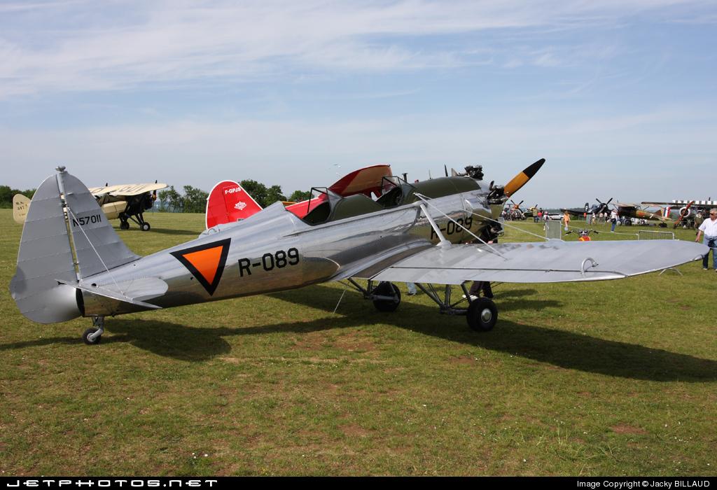 N57011 - Ryan ST-3KR - Private