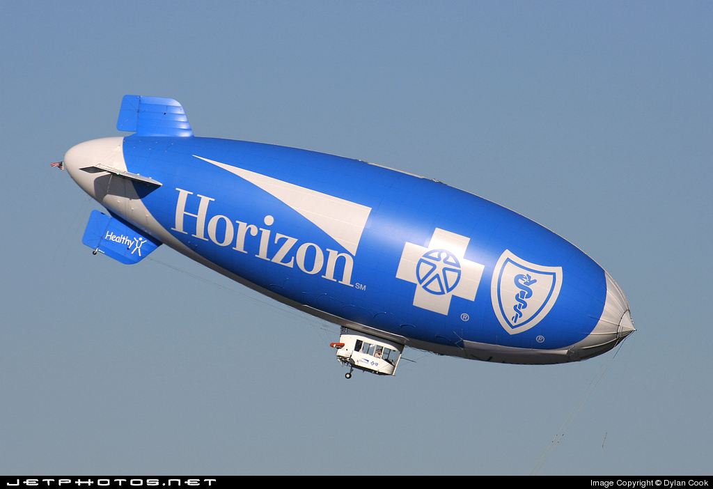 N610LG - American Blimp Corporation A60+ - Icarus Aviation
