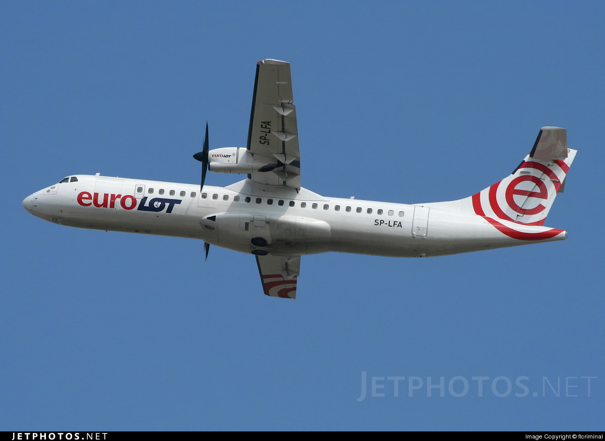 SP-LFA - ATR 72-202 - EuroLOT