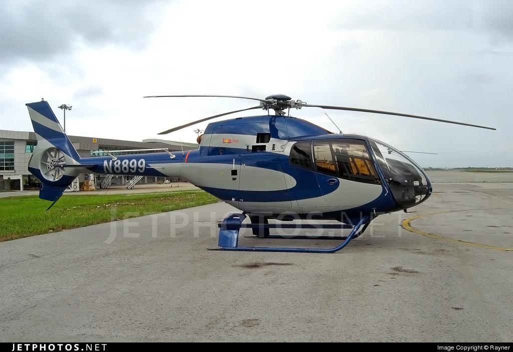 N8899 - Eurocopter EC 120B Colibri - Private