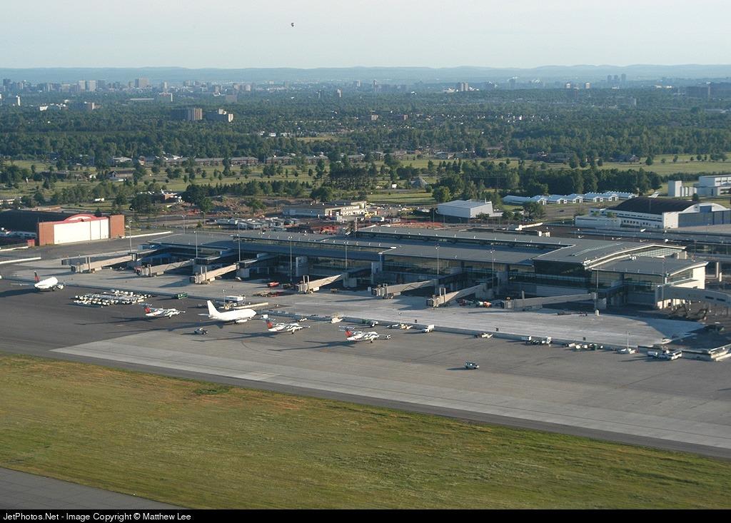 CYOW   Airport   Ramp   Matthew Lee   JetPhotos