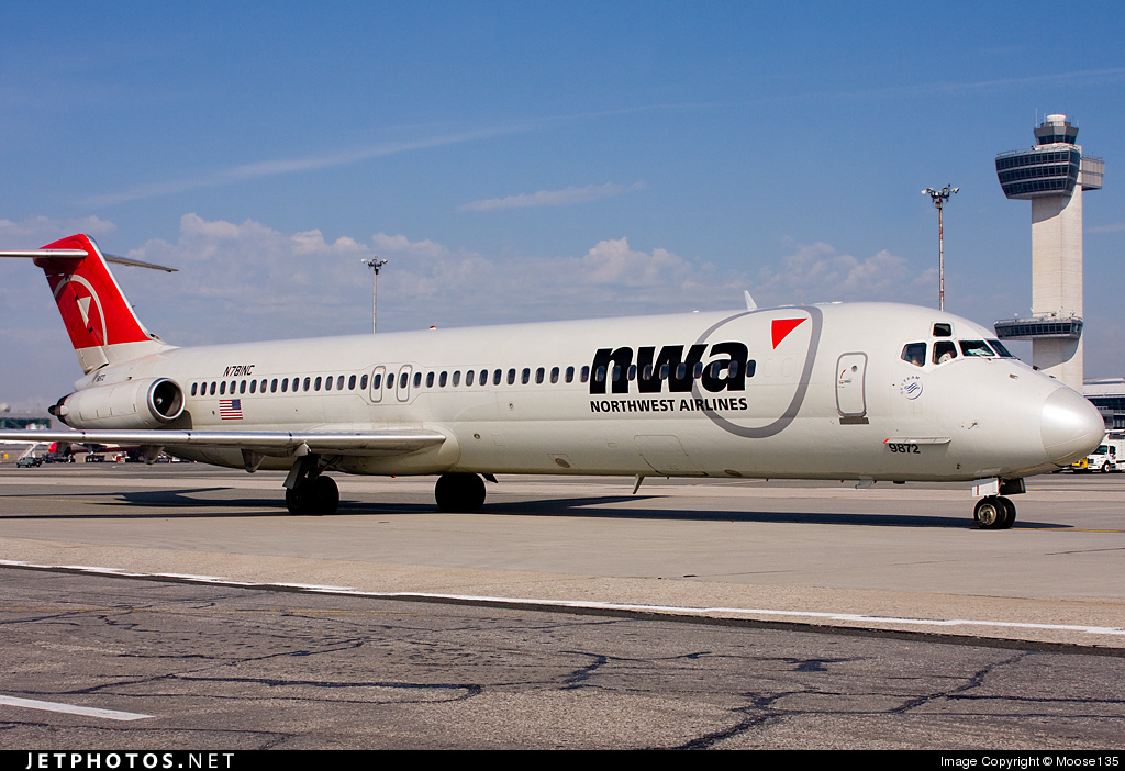 N781NC - McDonnell Douglas DC-9-51 - Northwest Airlines