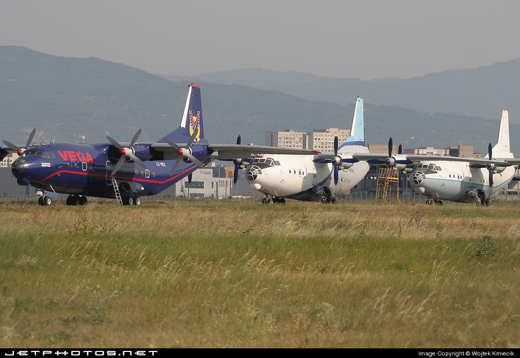 LBSF - Airport - Ramp