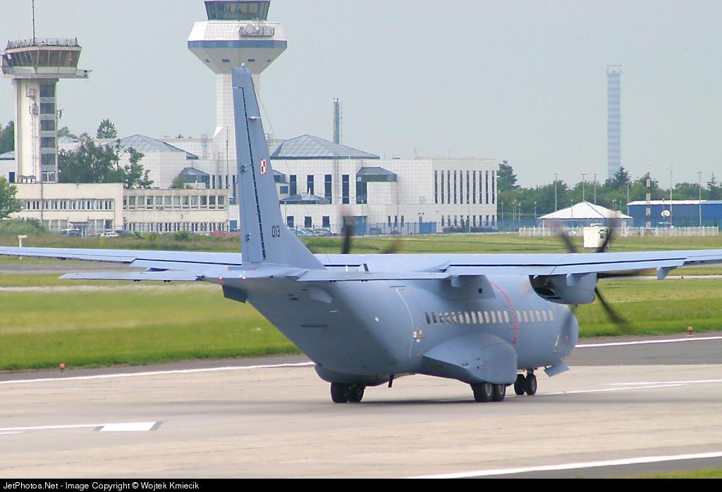 013 - CASA C-295M - Poland - Air Force