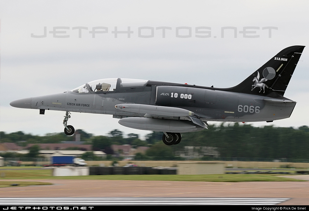 6066 - Aero L-159A Alca - Czech Republic - Air Force