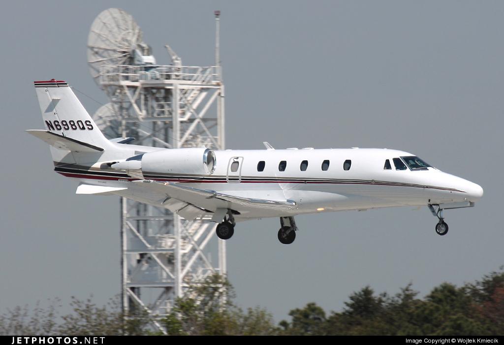 N698QS - Cessna 560XL Citation XLS - NetJets Aviation