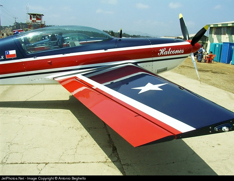 1 - Extra EA 300L - Chile - Air Force