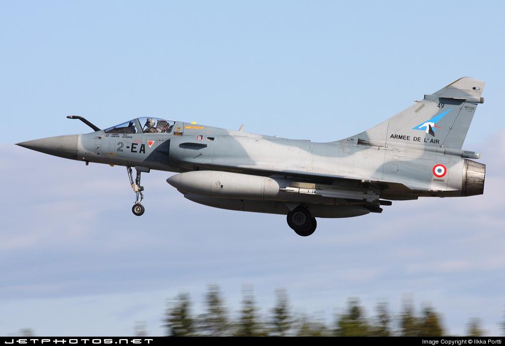 49 - Dassault Mirage 2000-5 - France - Air Force