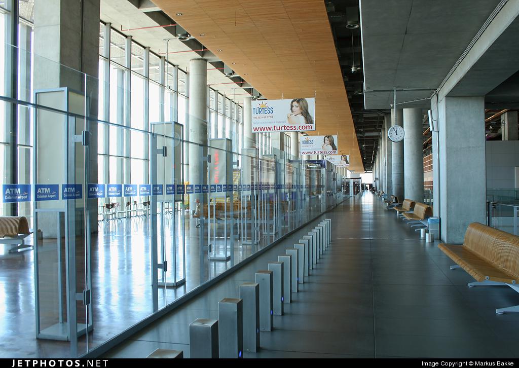 LTBS - Airport - Terminal