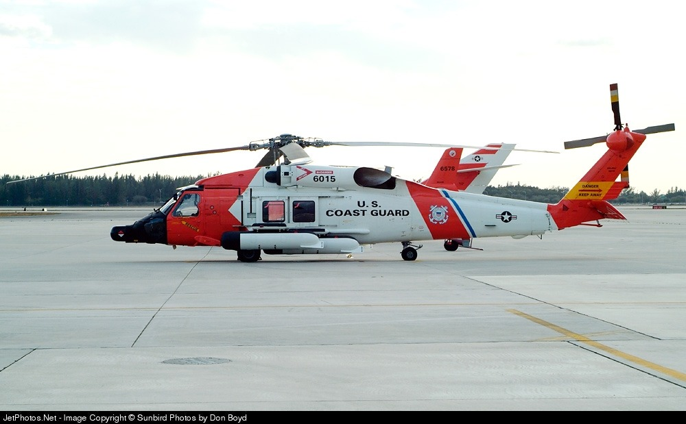 CG-6015 | Sikorsky HH-60 Jayhawk | United States - US Coast