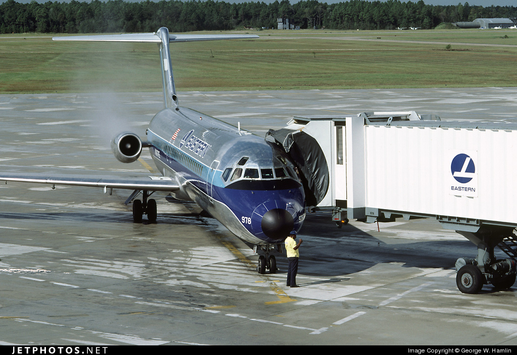 N8978E - McDonnell Douglas DC-9-31 - Eastern Air Lines