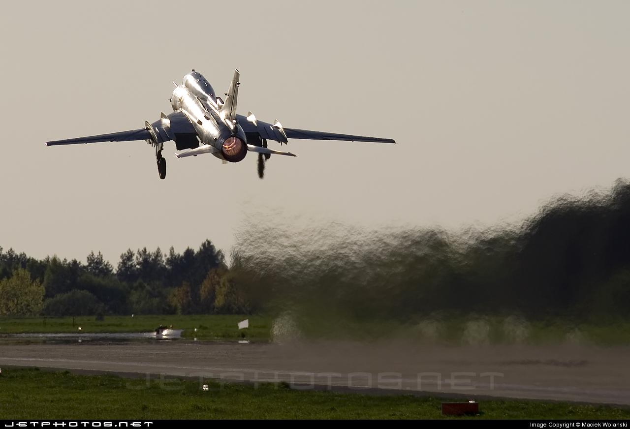 3817 - Sukhoi Su-22M4 Fitter K - Poland - Air Force