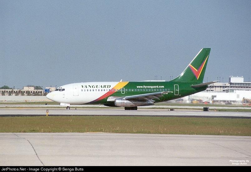 N239TA - Boeing 737-25A(Adv) - Vanguard Airlines