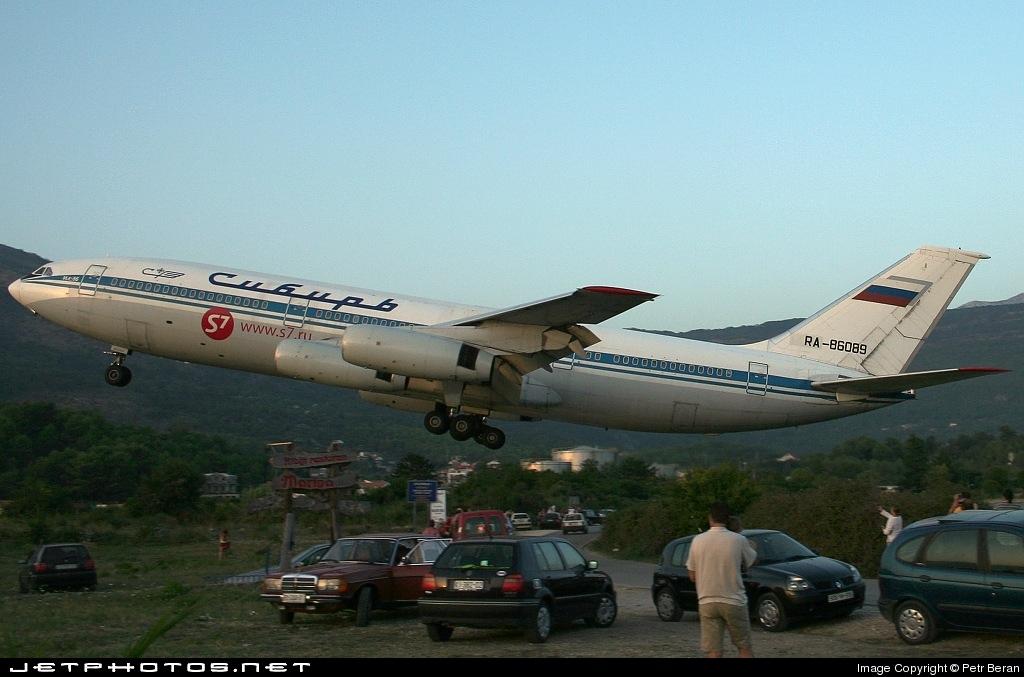 RA-86089 - Ilyushin IL-86 - S7 Airlines