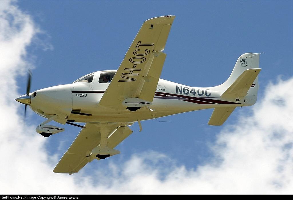 N640C - Cirrus SR20 - Private