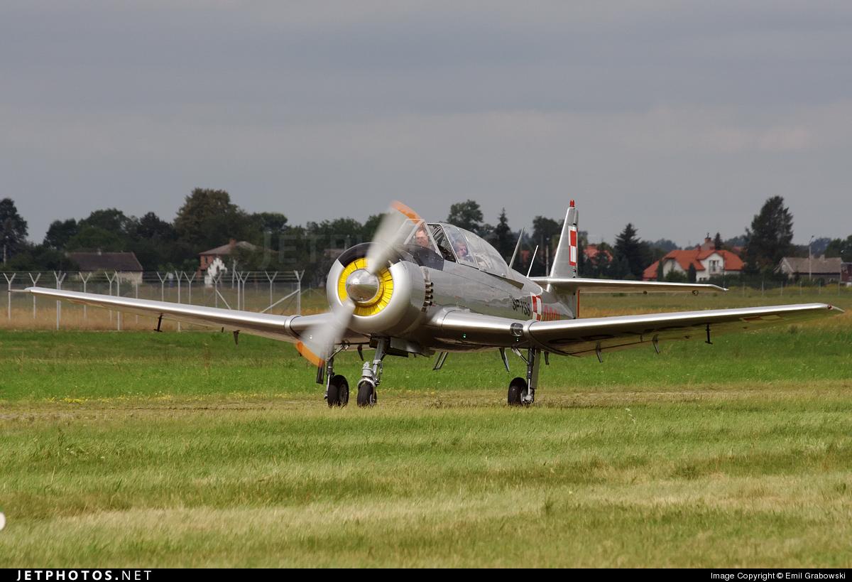 SP-YSS - PZL-Mielec TS-8 Bies - Private