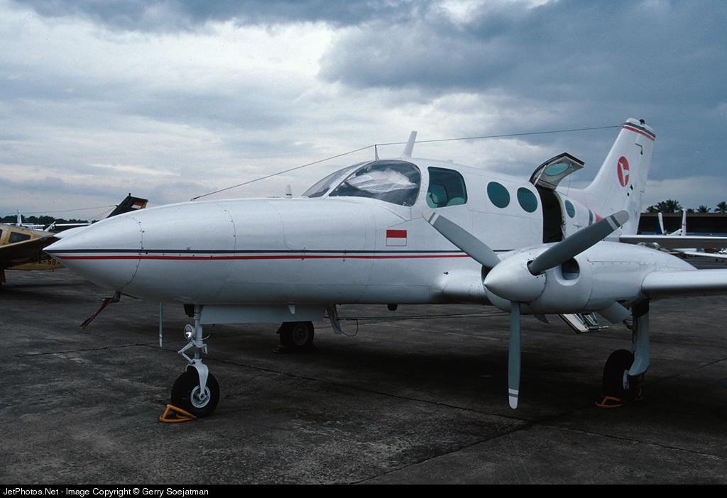 PK-AGF - Cessna 402A - Aviasi