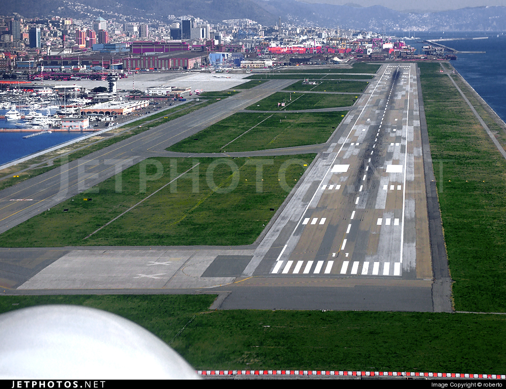 LIMJ - Airport - Runway