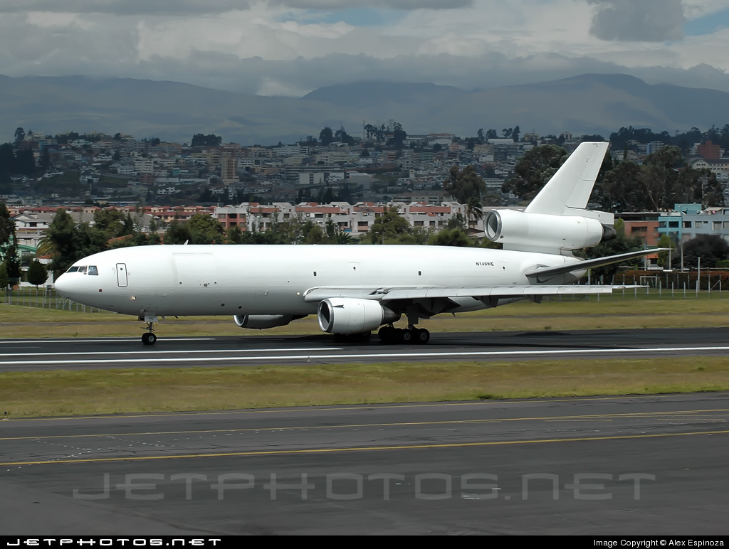 N140WE - McDonnell Douglas DC-10-40 - Arrow Air