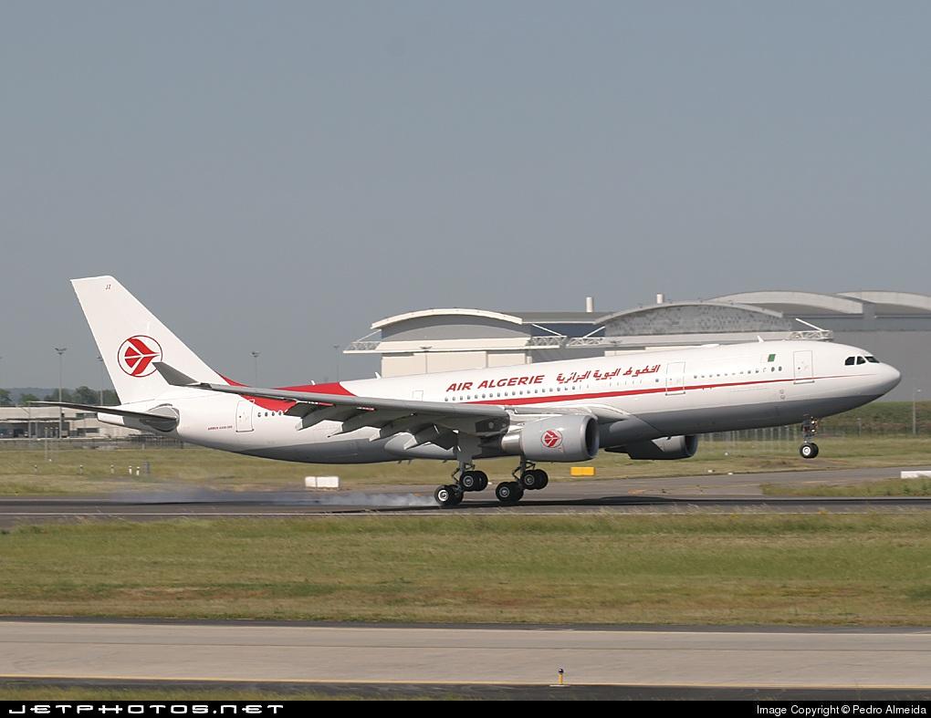 F-WWKR - Airbus A330-202 - Air Algérie