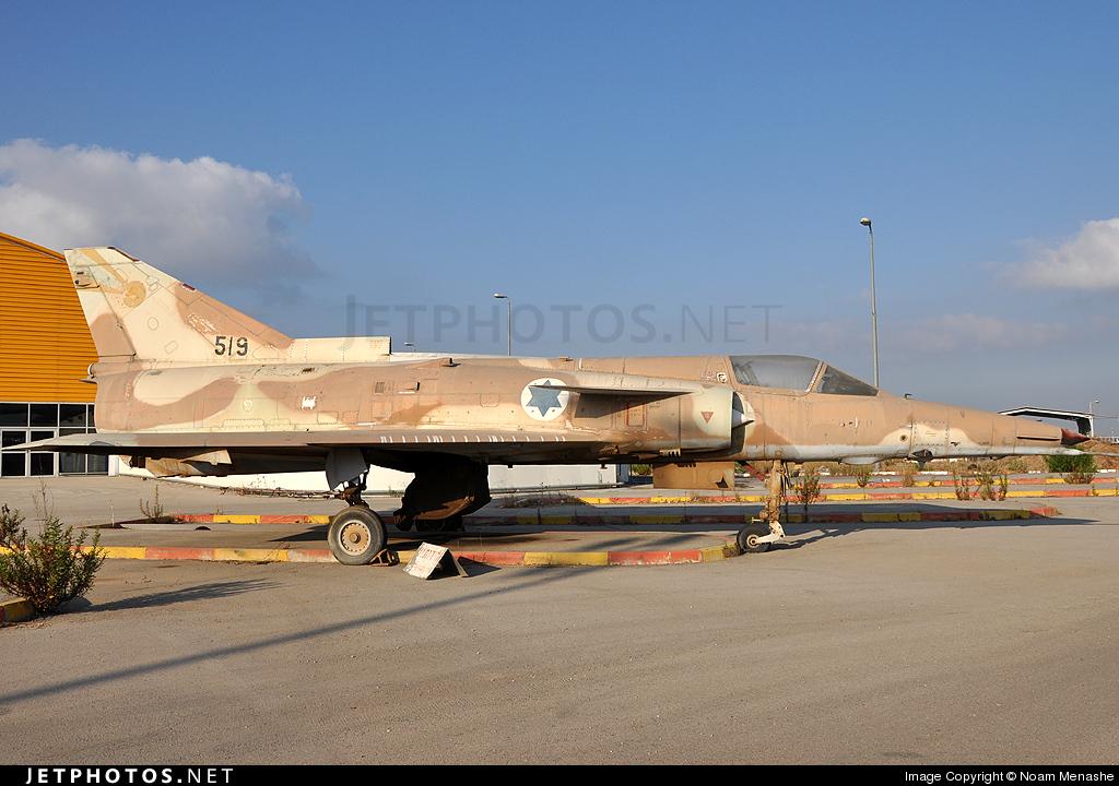 Argentina Eyeing Israeli Kfir C 10 Fighters