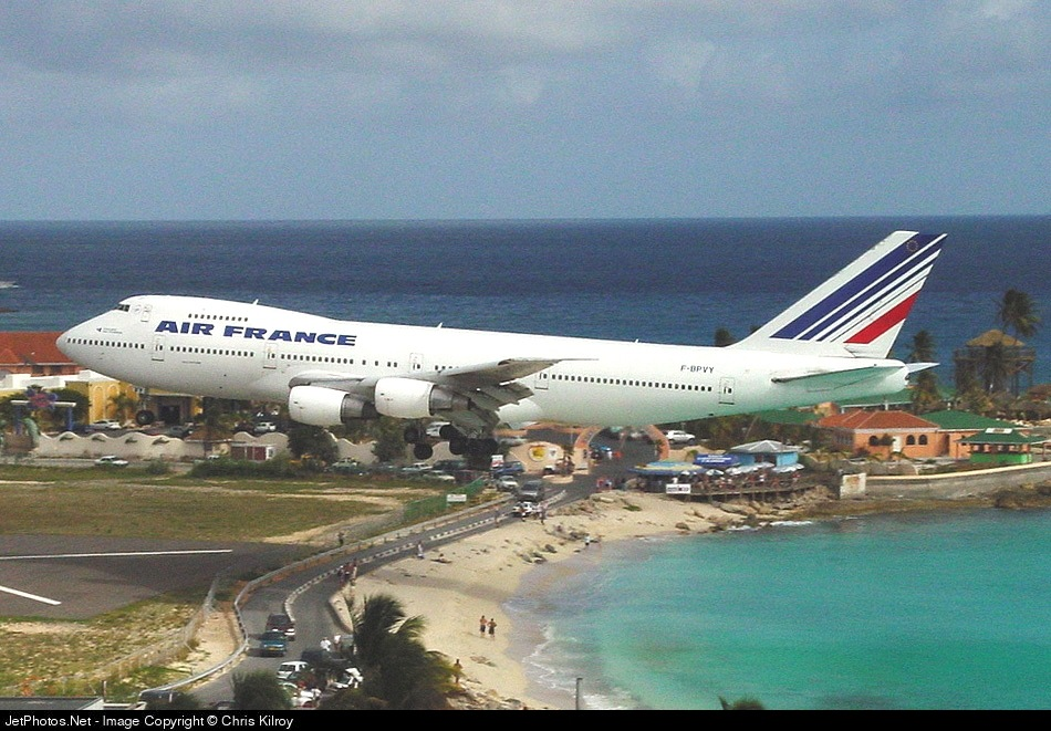 F bpvy boeing 747 228b air france chris kilroy for Interieur 747 air france