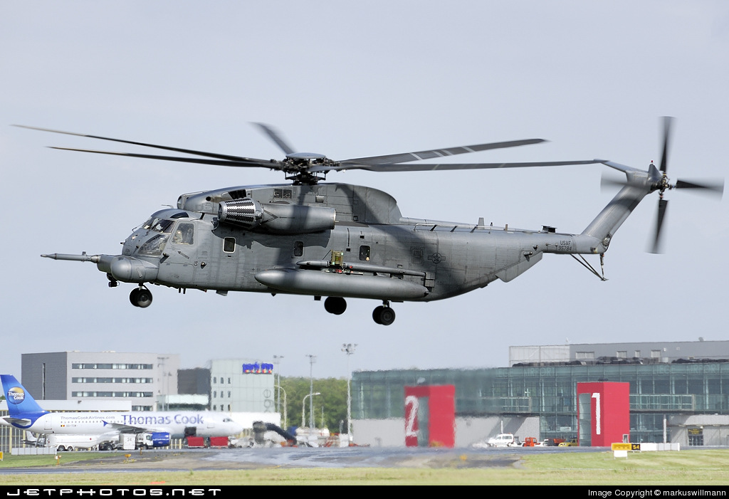 69-5784 - Sikorsky MH-53M Pave Low IV - United States - US Air Force (USAF)