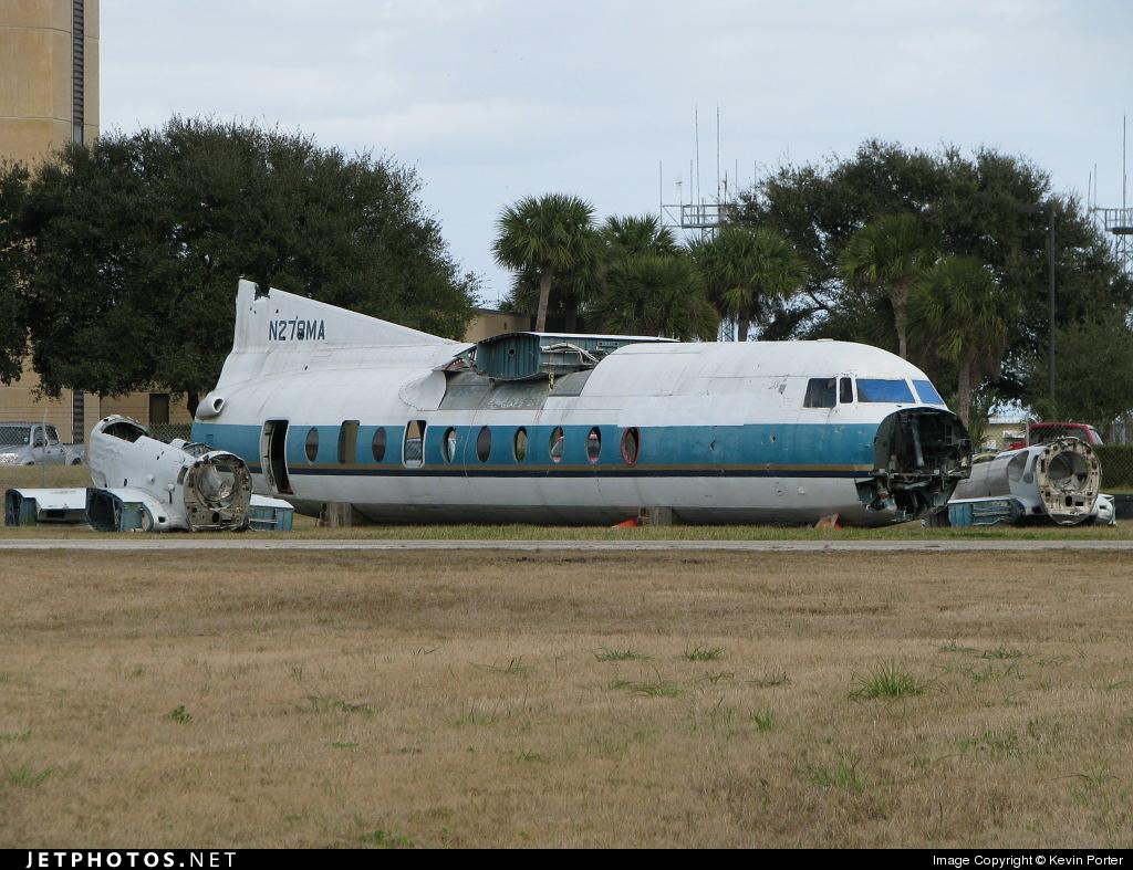 N278MA - Fokker F27-200 Friendship - Eagle Airlines