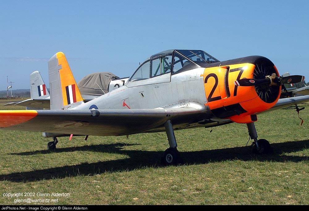 VH-WJE - CAC CA-25 Winjeel - Private