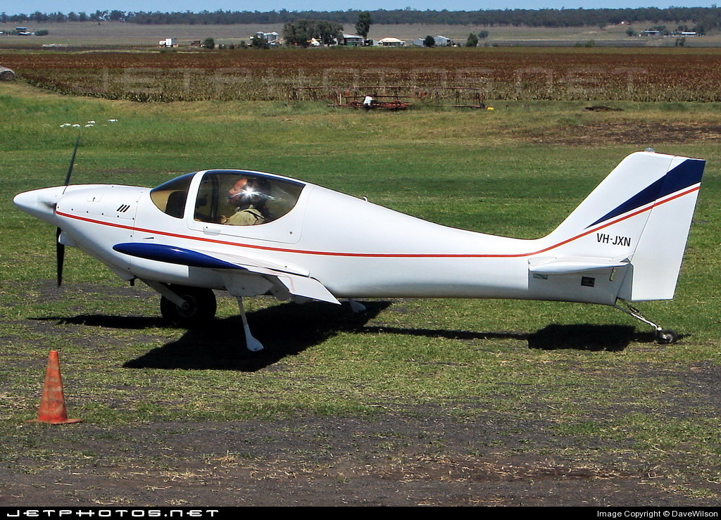VH-JXN - Europa XS - Private