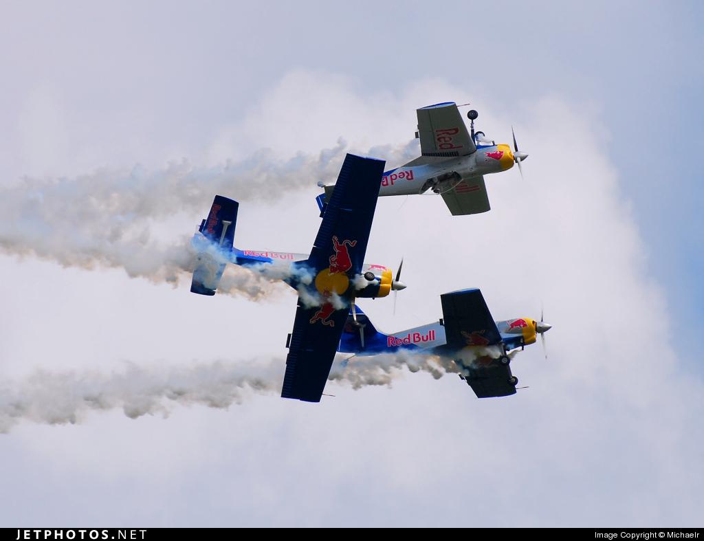 OK-XRA - Zlin 50 LX - The Flying Bulls