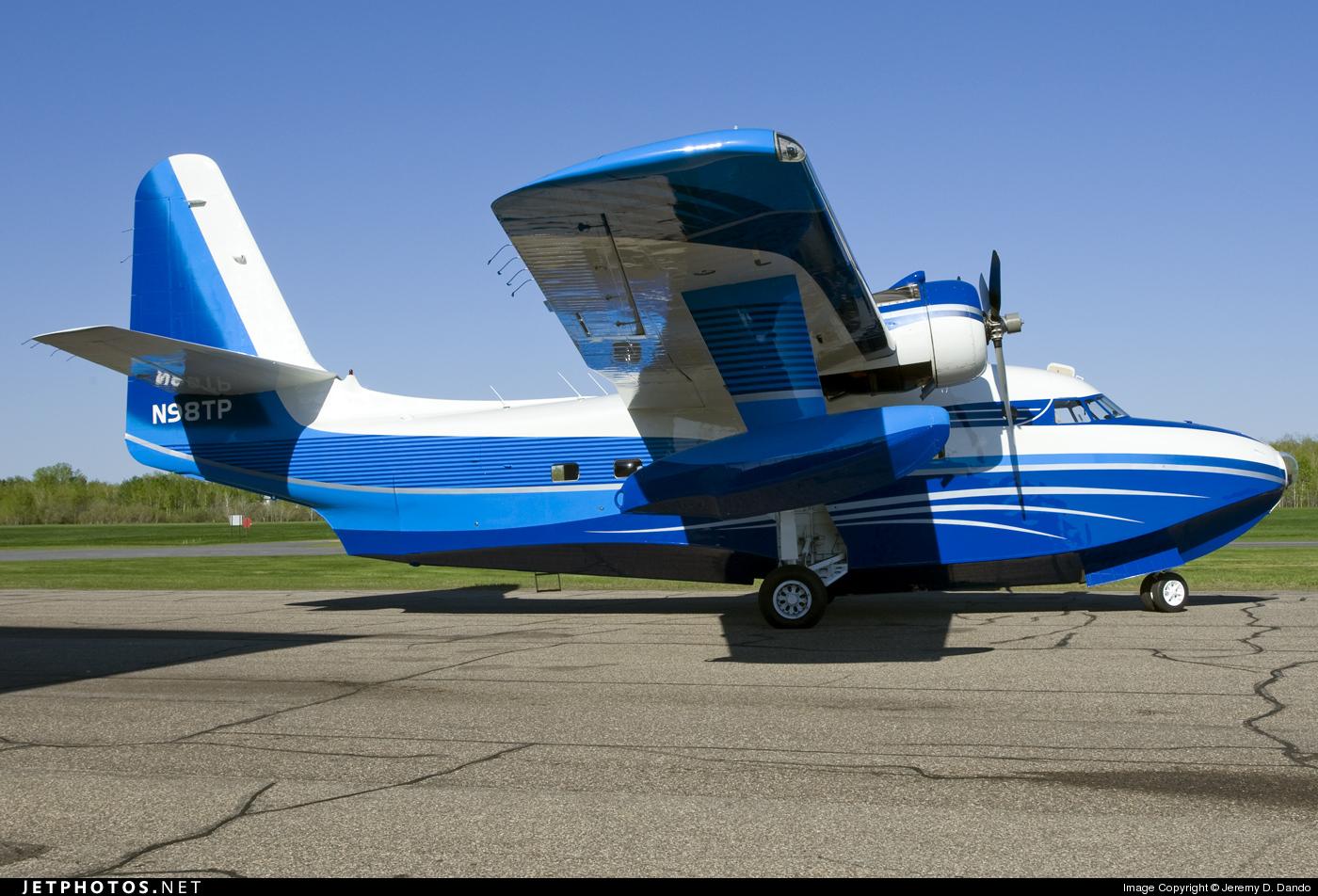 N98TP - Grumman HU-16B Albatross - Private