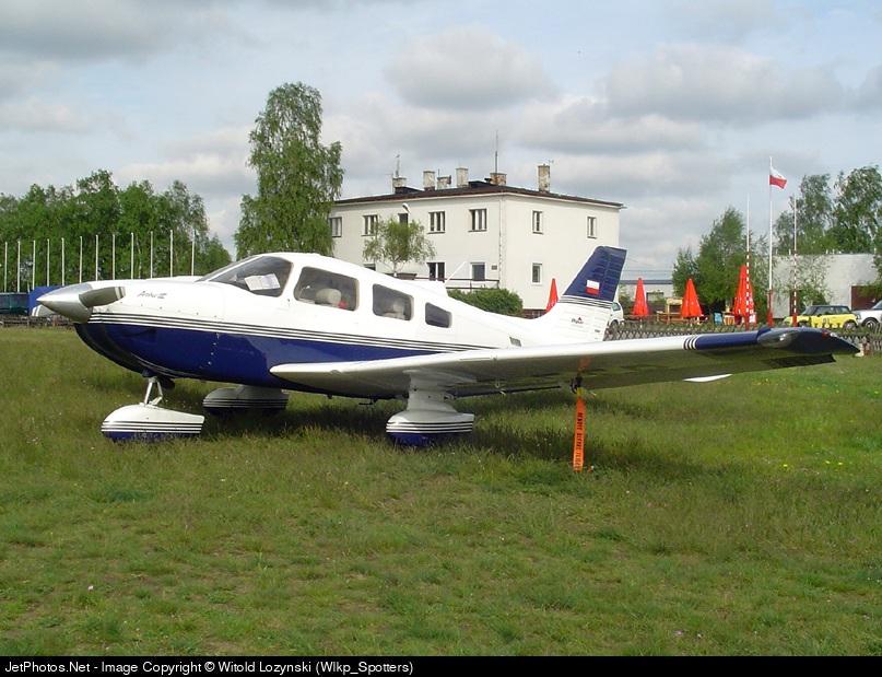 SP-FFE - Piper PA-28-181 Archer III - Private