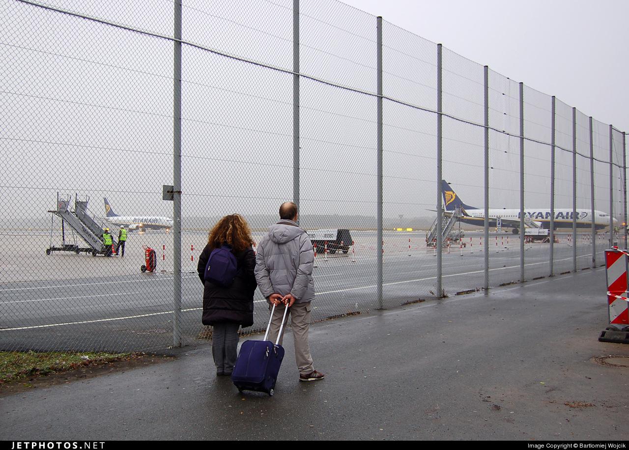EDLV - Airport - Spotting Location
