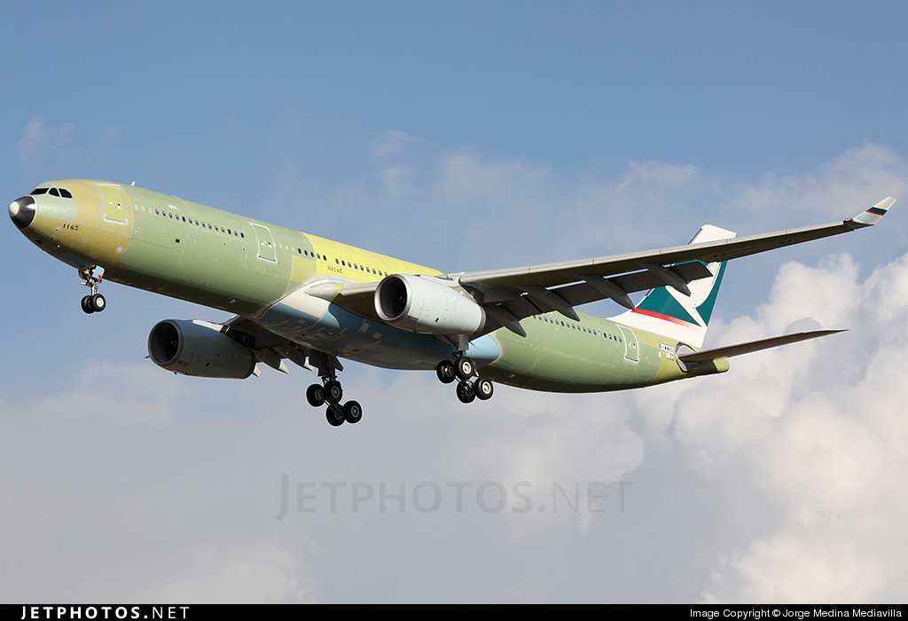 F-WWKR - Airbus A330-342 - Airbus Industrie